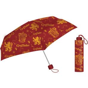 Harry Potter Folded Regenschirm Gryffindor