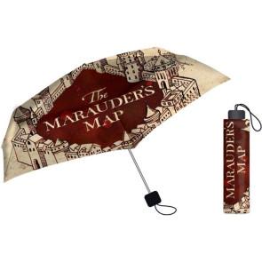 Harry Potter Stick Regenschirm Karte des Rumtreibers