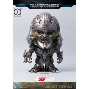 Transformers The Last Knight Super Deformed Vinyl Figur Megatron 10 cm