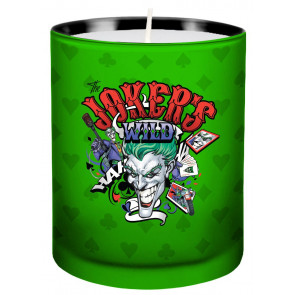 DC Comics Kerze im Glas Joker 6 x 7 cm