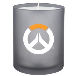 Overwatch Kerze im Glas Logo 6 x 7 cm