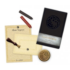 Game of Thrones Deluxe Schreibwaren-Set House Targaryen