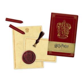 Harry Potter Deluxe Schreibwaren-Set Gryffindor
