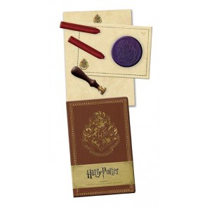 Harry Potter Deluxe Schreibwaren-Set Hogwarts