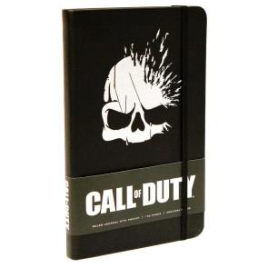 Call of Duty Notizbuch Skull