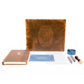 Phantastische Tierwesen Deluxe Schreibwaren-Set Newt Scamander
