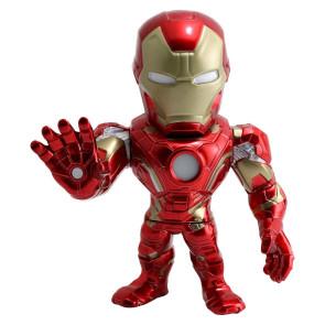 Marvel Metals Diecast Minifigur Iron Man 15 cm