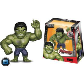 Marvel Metals Diecast Minifigur Hulk 15 cm