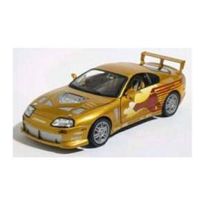 Fast & Furious Diecast Modell 1/24 1995 Toyota Supra Slap Jack