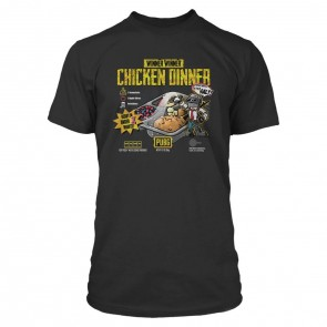 Playerunknown's Battlegrounds (PUBG) Premium T-Shirt Cuisine