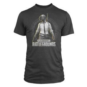 Playerunknown's Battlegrounds (PUBG) Premium T-Shirt Level 3