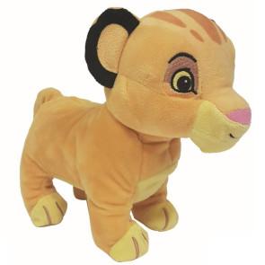 Der König der Löwen Simba Funktions-Plüschfigur 18 cm