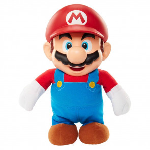 Super Mario Super Jumping Figur Mario 30 cm