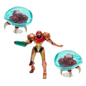 Metroid Samus Bounty Hunter 3er-Pack Minifiguren 6 cm