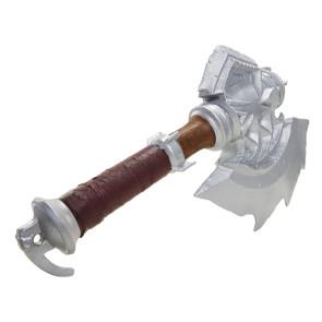 Warcraft Durotans Axt Prop Replica 35 cm