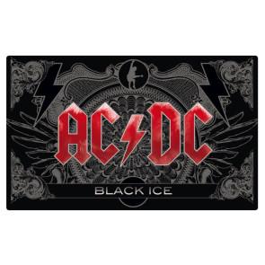 AC/DC Schneidbrett Black Ice