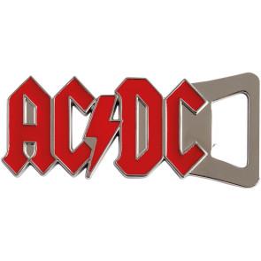 AC/DC Flaschenöffner Logo 9 cm