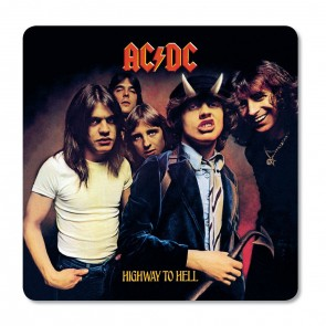 AC/DC Untersetzer Pack Highway To Hell (6)