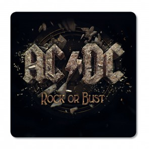AC/DC Untersetzer Pack Rock Or Bust (6)