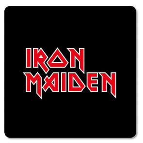 Iron Maiden Untersetzer Pack Logo (6)