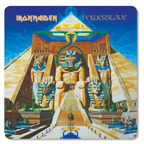 Iron Maiden Untersetzer Pack Powerslave (6)