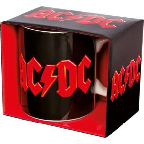 AC/DC Tasse Logo
