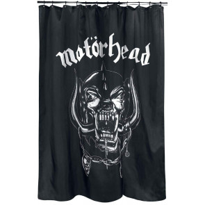 Motörhead Duschvorhang Warpig Logo