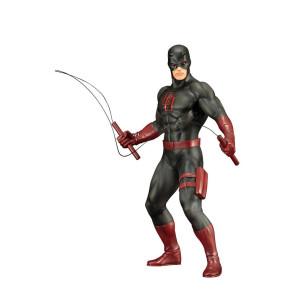 Marvel's The Defenders ARTFX+ Statue 1/10 Daredevil Black Suit 19 cm
