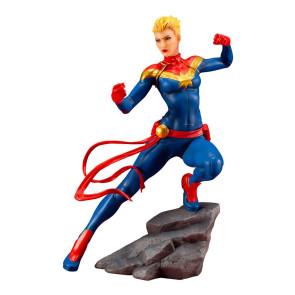 Captain Marvel Avengers Series ARTFX+ Statue 17 cm