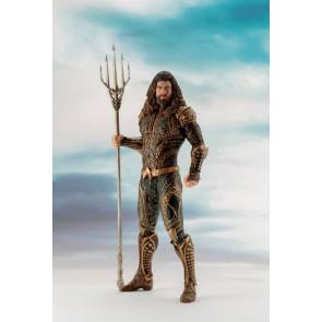 Justice League Movie ARTFX+ Statue 1/10 Aquaman 20 cm