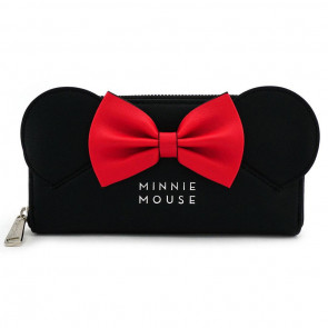 Disney by Loungefly Geldbeutel Minnie (Ears & Bow)