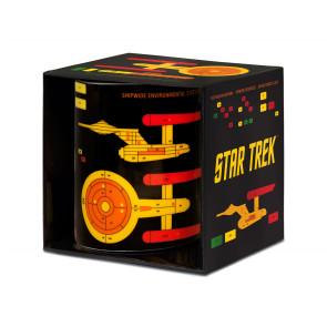 Star Trek Tasse Starship Graph