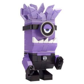 Ich - Einfach Unverbesserlich Mega Construx Kubros Figur / Bauset Evil Minion 14 cm