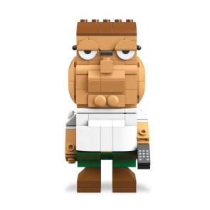 Family Guy Mega Construx Kubros Figur / Bauset Peter Griffon 14 cm