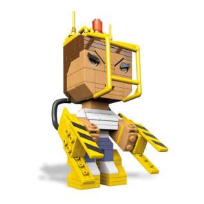 Alien Mega Construx Kubros Figur / Bauset Ripley 14 cm