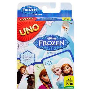 Die Eiskönigin - Völlig unverfroren UNO Kartenspiel