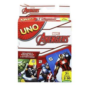 Marvel Avengers UNO Kartenspiel