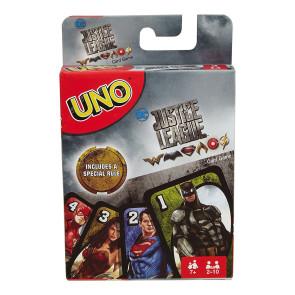 Justice League UNO Kartenspiel