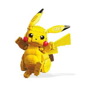 Pokémon Jumbo Pikachu Mega Construx Bauset 32 cm