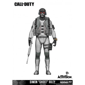 Call of Duty Simon Ghost Riley Actionfigur 15 cm Exclusive