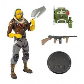 Fortnite Raptor Actionfigur 18 cm