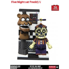 Five Nights at Freddy´s Micro Bauset Office Hallway