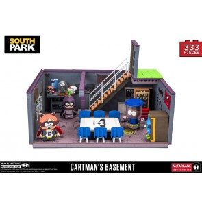 South Park Deluxe Bauset Cartman's Basement
