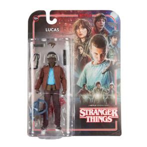 Stranger Things Actionfigur Lucas 15 cm