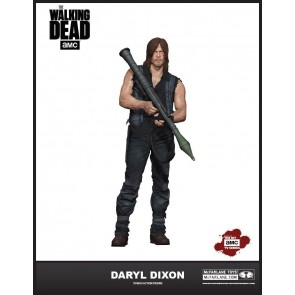 The Walking Dead Daryl Dixon Deluxe Actionfigur S6 25 cm