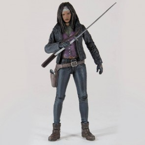 The Walking Dead Actionfigur Michonne (Color) 15 cm
