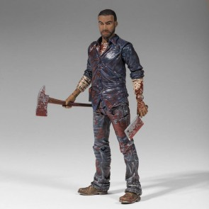 The Walking Dead Actionfigur Lee Everett (Bloody) 15 cm