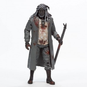 The Walking Dead Actionfigur Ezekiel (Bloody B&W) 15 cm