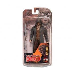 The Walking Dead Actionfigur Beta (Color) 15 cm