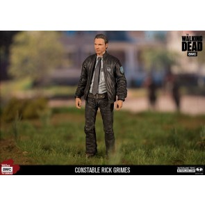The Walking Dead TV Version Actionfigur Constable Rick Grimes 13 cm